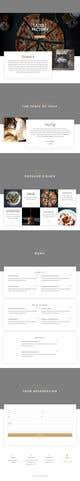 Imej kecil Penyertaan Peraduan #64 untuk Design A Website and Logo For Restaurant