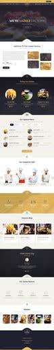 Миниатюра конкурсной заявки №70 для Design A Website and Logo For Restaurant