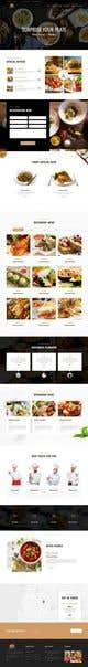 Konkurrenceindlæg #100 billede for Design A Website and Logo For Restaurant