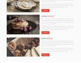 #97 для Design A Website and Logo For Restaurant от mdbelal44241