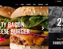 #112 для Design A Website and Logo For Restaurant от benardeli
