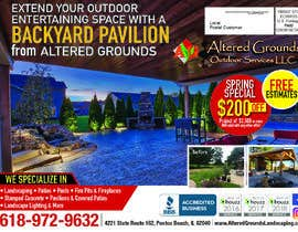 #35 for Design a print ad for landscape business 2 - 15/03/2019 14:21 EDT by dsyro5552013