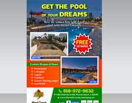 RABIN52 tarafından Design a print ad for pool business için no 35