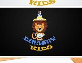 #3 untuk Logo DINASTY Kids oleh Kahdizanany