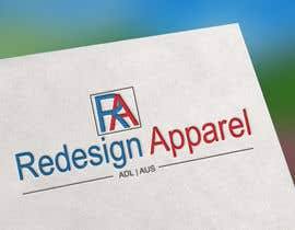 #74 för Logo for apparel brand av mdnuruddin19