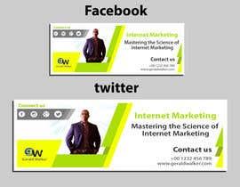 Nro 54 kilpailuun Social Media Banners käyttäjältä Tasin1612