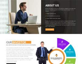 #24 untuk Build (Design & Develop) State of the Art Website for Financial Company oleh saidesigner87