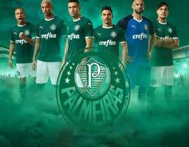 nº 1 pour creative art for a football team.. (Palmeiras) par kamranshah2972