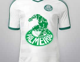 nº 2 pour creative art for a football team.. (Palmeiras) par kamranshah2972