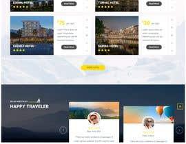 Nro 50 kilpailuun I need graphic designer for new WordPress site käyttäjältä workwithhts