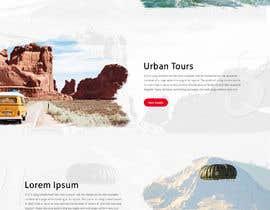 Nro 42 kilpailuun I need graphic designer for new WordPress site käyttäjältä saidesigner87