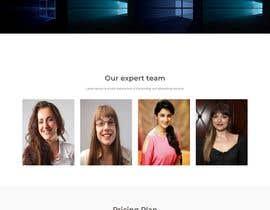Nro 8 kilpailuun I need graphic designer for new WordPress site käyttäjältä CodeGiver