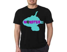 mdzahidhassan449 tarafından Monster design graphic için no 31