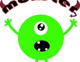 Nro 36 kilpailuun Monster design graphic käyttäjältä Abdoashraf2001