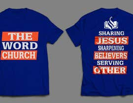 #77 cho Church T-Shirt Design (2019) bởi FeniGraphic50