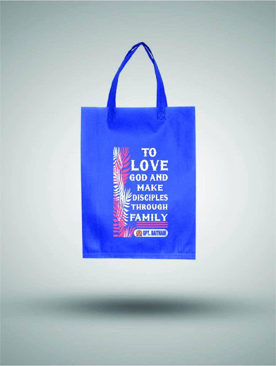 Konkurrenceindlæg #32 for Merchandise Design for Easter Church Gathering Event
