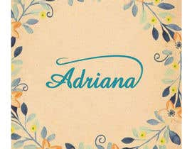 "#51 for Design a logo for a Women Clothing Brand ""Adriana"" by Nikapal"