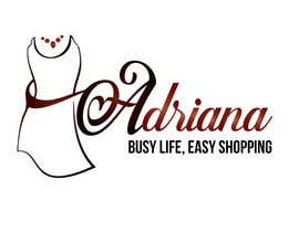 "#28 for Design a logo for a Women Clothing Brand ""Adriana"" af foziasiddiqui"