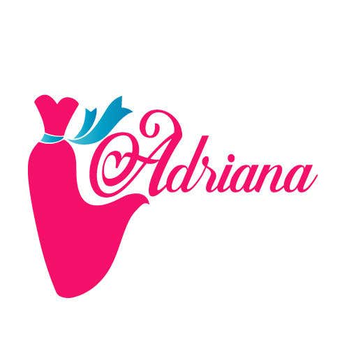 """Konkurrenceindlæg #50 for Design a logo for a Women Clothing Brand """"Adriana"""""""
