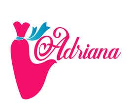 "#50 for Design a logo for a Women Clothing Brand ""Adriana"" af foziasiddiqui"