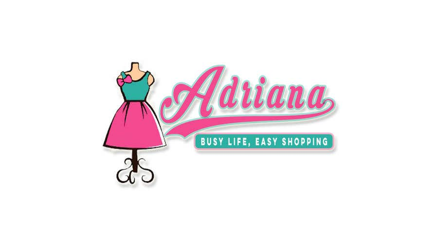 "Konkurrenceindlæg #39 for Design a logo for a Women Clothing Brand ""Adriana"""