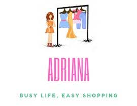 "#53 for Design a logo for a Women Clothing Brand ""Adriana"" by Bellaamli"