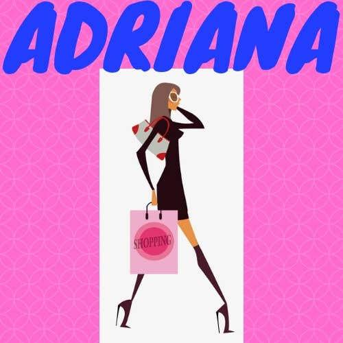 """Konkurrenceindlæg #52 for Design a logo for a Women Clothing Brand """"Adriana"""""""