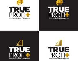 #39 untuk True Profit Podcast Logo oleh tisirtdesigns