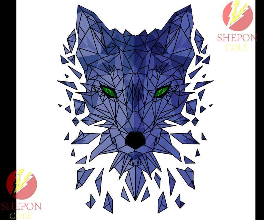 Kilpailutyö #91 kilpailussa Wolf Logo Design
