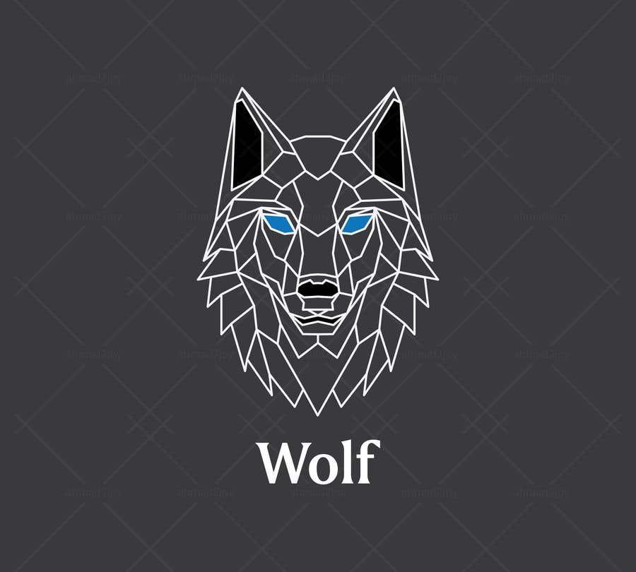 Kilpailutyö #170 kilpailussa Wolf Logo Design