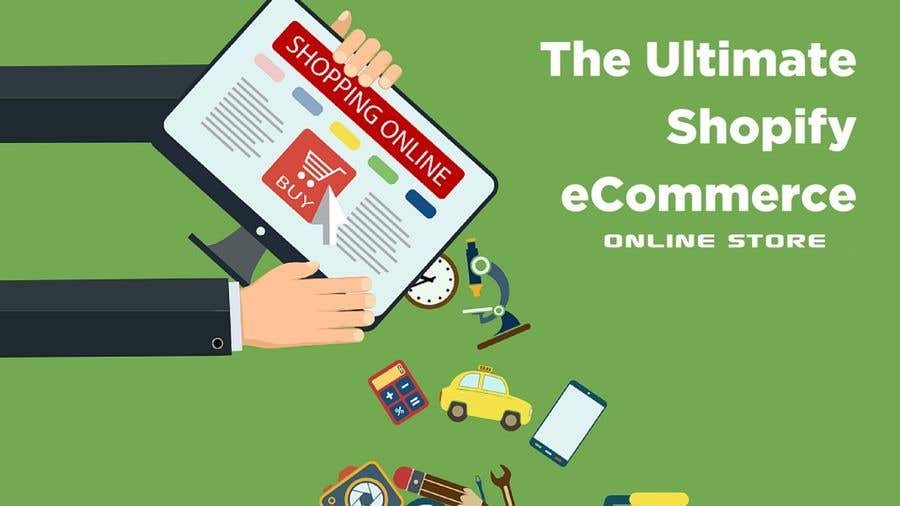 Konkurrenceindlæg #2 for CONVERT A SITE INTO A RESPONSIVE SHOPIFY WEBSITE