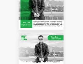 #28 for Meet the team and other posters by joengn