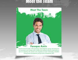 #20 for Meet the team and other posters by Crea8dezi9e