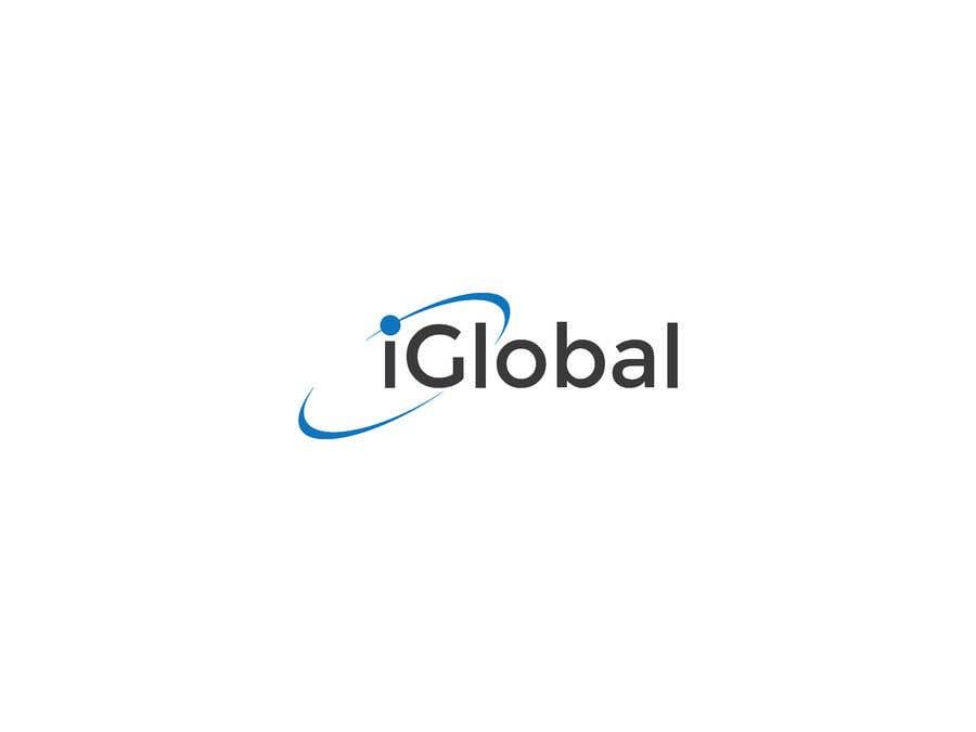 Konkurrenceindlæg #80 for Build logo : iGlobal