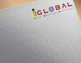 #84 for Build logo : iGlobal by designdoctor83