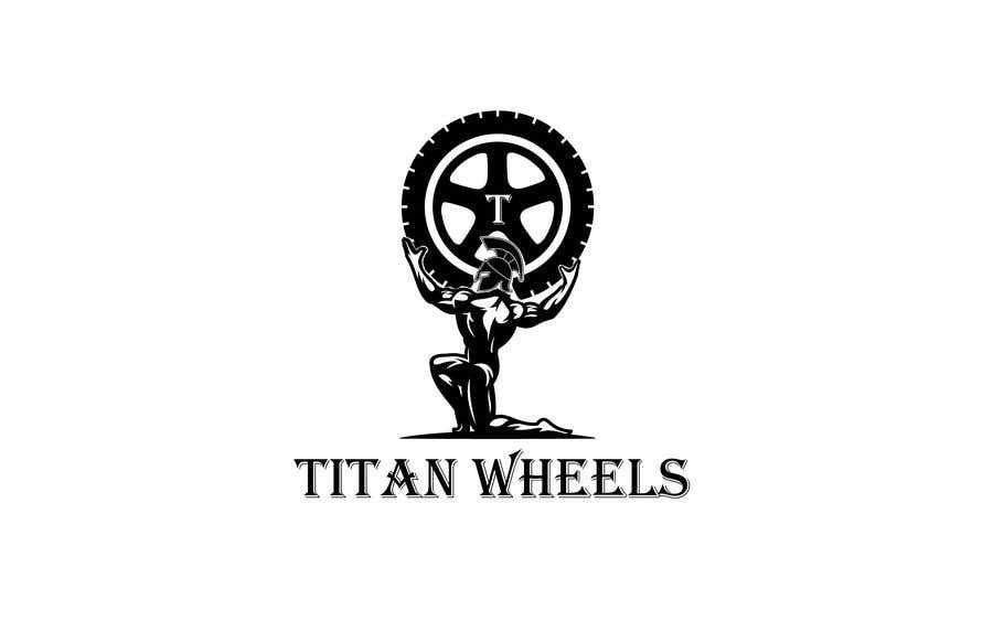 Konkurrenceindlæg #13 for Titan Wheels