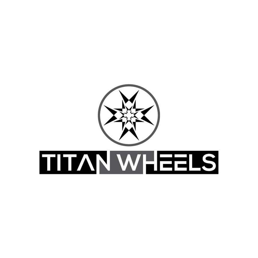 Konkurrenceindlæg #34 for Titan Wheels