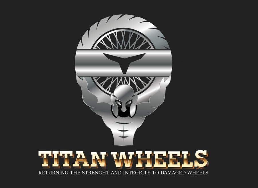 Konkurrenceindlæg #53 for Titan Wheels