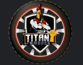 nº 151 pour Titan Wheels par odeezed