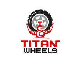 #37 for Titan Wheels by yasmin71design