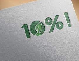 #195 for Design a logo for 10%! by sabug12