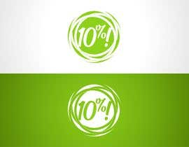 #238 for Design a logo for 10%! by ArtRaccoon