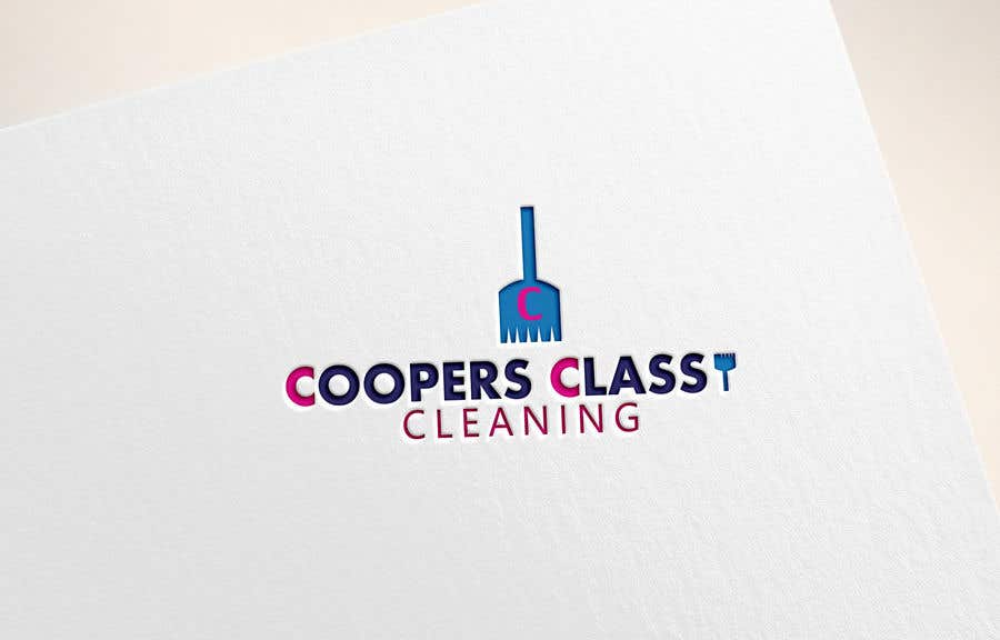 Proposition n°39 du concours Logo for Cleaning Company