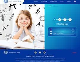 #29 untuk Build me a prototype of website - 3 pages oleh mdakshohag