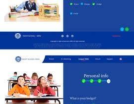 #37 untuk Build me a prototype of website - 3 pages oleh kathilin