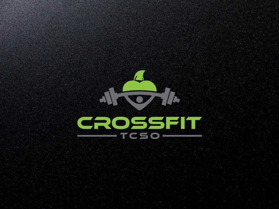 Bài tham dự cuộc thi #25 cho Crossfit TCSO - logo design