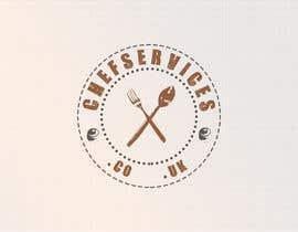 #42 untuk Logo for ChefServices.co.uk oleh yassineelectro