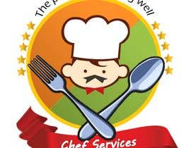 #35 untuk Logo for ChefServices.co.uk oleh christiansequera