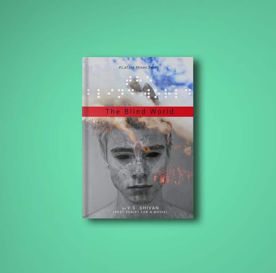 Penyertaan Peraduan #35 untuk Design the ultimate eye-catchy book cover for my novel