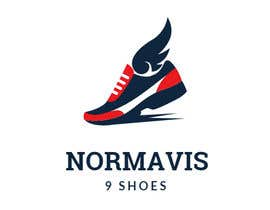 "#26 untuk Need a logo for ""Normavis 9 Shoes"". Selling mostly sneakers show me what you got. oleh jhelume2233"